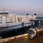 Boot naar Finland