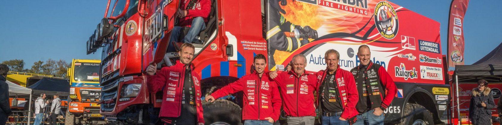 Firemen Dakarteam