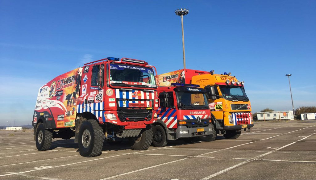 Firemen Team Dakar 2019 - 07