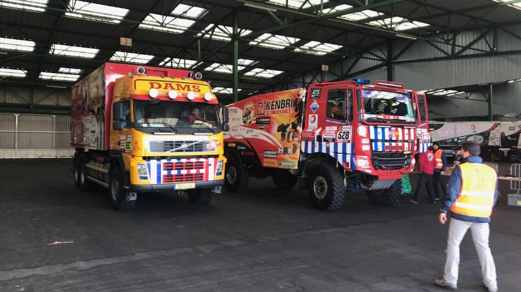 Firemen Team Dakar 2019 - 06