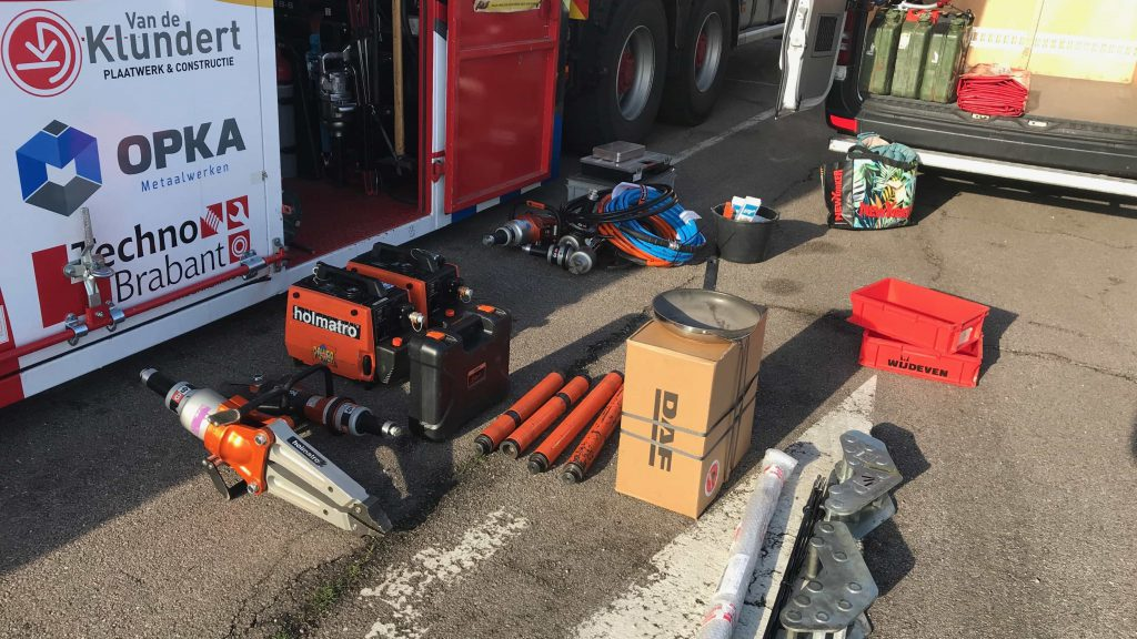 Firemen Team Dakar 2019 - 05