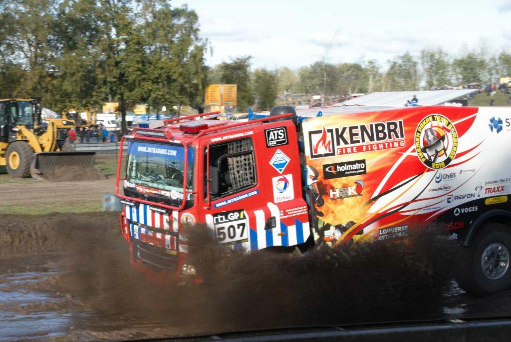 Firemen Team Dakar 2019 - 03