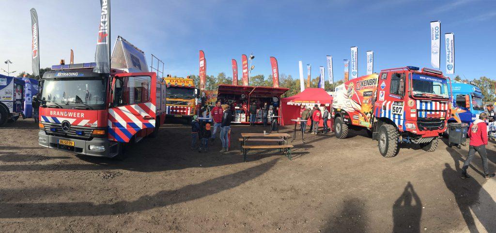 Firemen Team Dakar 2019 - 02